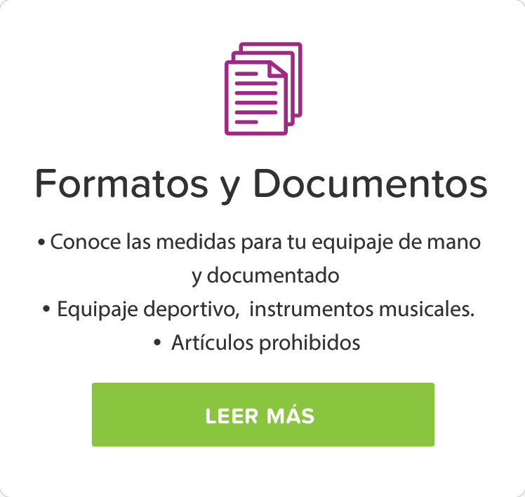 Formatos y Documentos