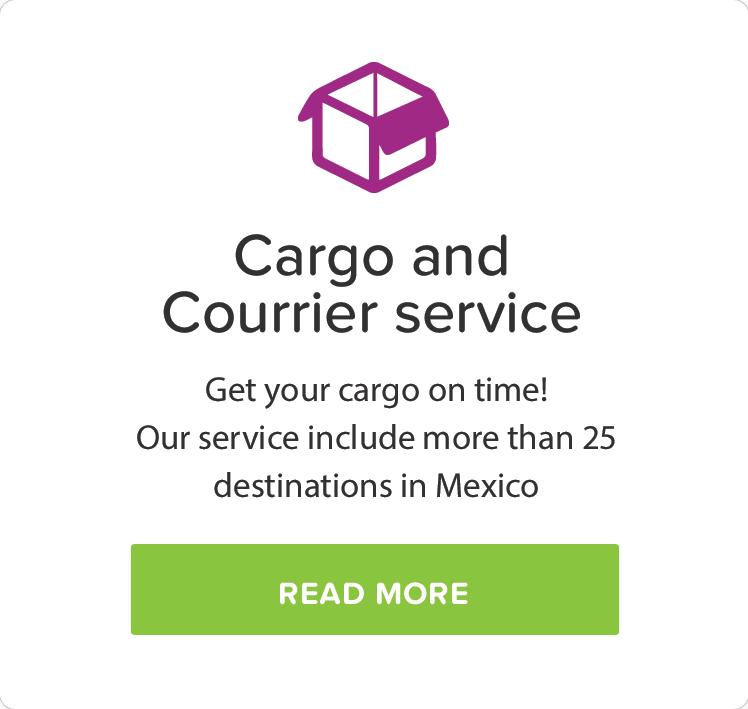 Cargo and Courrier